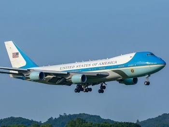 Ông Biden là Tổng thống Mỹ đầu tiên dùng chuyên cơ Không lực Một mới?