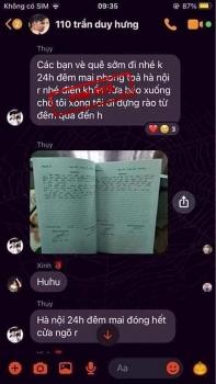 Thông tin COVID-19: Xử lý nghiêm người tung tin giả phong tỏa Hà Nội