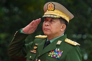 Tổng tư lệnh quân đội Myanmar lên nắm quyền