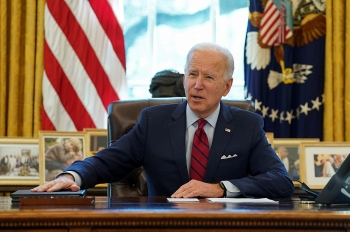 Tổng thống Mỹ Joe Biden kêu gọi quân đội Myanmar lập tức trao trả quyền lực