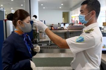 Xét nghiệm nhiều nhân viên tại Nội Bài không ảnh hưởng đến việc vận hành của sân bay