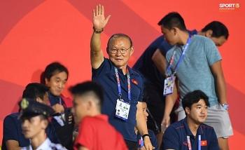 HLV Park Hang-seo muốn tiếp tục gắn bó với bóng đá Việt Nam
