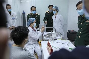 Vaccine COVID-19 của Việt Nam có tác dụng với biến thể mới SARS-CoV-2