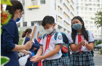 Sau Tết, học sinh tại TP.HCM phải khai báo y tế