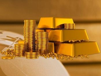 Giá vàng hôm nay 26/3/2021: Liên tục giảm, chạm ngưỡng 55,35 triệu đồng/lượng