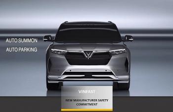 VinFast đoạt giải 'Hãng xe có cam kết an toàn' ASEAN NCAP