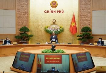 Thủ tướng Nguyễn Xuân Phúc: 'Phải thúc đẩy được vai trò của kinh tế tư nhân'
