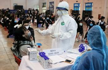 Gần 1.500 người từ Cẩm Giàng, Hải Dương về Hà Nội âm tính với SARS-CoV-2