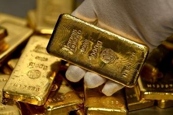 Giá vàng quay đầu đi xuống còn 55,2 triệu đồng/lượng