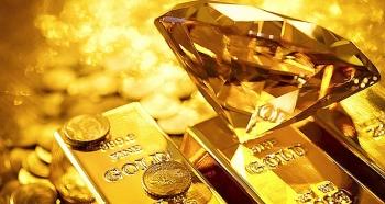 Giá vàng hồi phục nhẹ trên mức 55 triệu/lượng