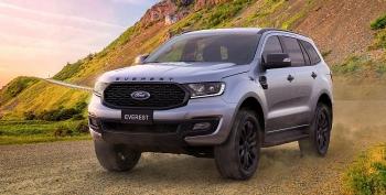 Ford Việt Nam giới thiệu Ford Everest Sport mới với thiết kế đậm chất thể thao