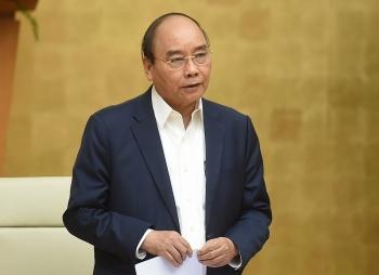 Thủ tướng Nguyễn Xuân Phúc chủ trì họp trực tuyến toàn quốc về COVID-19