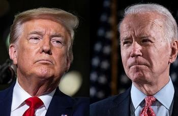 Ông Trump gửi thư gì cho người kế nhiệm Biden?