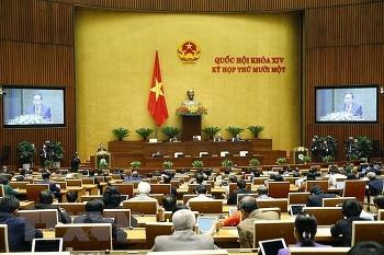 Trình Quốc hội miễn nhiệm Phó Thủ tướng và 12 Bộ trưởng, trưởng ngành