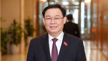 Ông Vương Đình Huệ được giới thiệu để bầu làm Chủ tịch Quốc hội