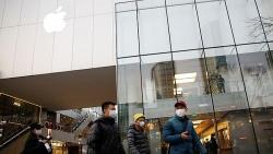 apple store dong cua tam thoi o my sau bao loan