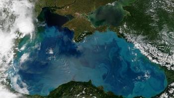Biển Đen đang diễn ra Kỷ băng hà