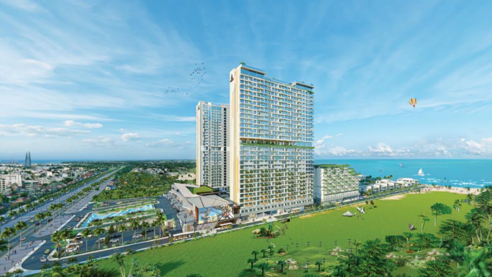Aria Đà Nẵng Hotel & Resort: Làn gió mới cho thị trường bất động sản nghỉ dưỡng tại Việt Nam