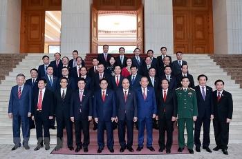 Lễ bàn giao công việc của Thủ tướng và công bố quyết định bổ nhiệm thành viên Chính phủ nhiệm kỳ mới