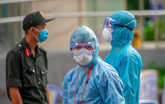 Chiều 11/4, Việt Nam có thêm một ca mắc COVID-19 tại Kiên Giang