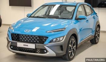Hyundai Kona 2021 sắp về Việt Nam với giá 700 triệu đồng