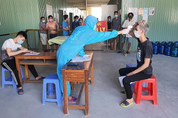 Chiều 21/4: Thêm 5 ca mắc COVID-19 tại Khánh Hoà và Đà Nẵng là người nhập cảnh