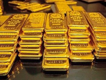 Giá vàng lao dốc còn 56,4 triệu đồng/lượng