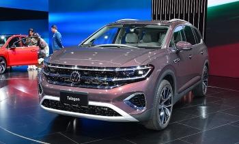 Volkswagen Talagon vừa ra mắt có gì đáng chú ý?