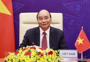 Chủ tịch nước Nguyễn Xuân Phúc: Ðất nước rất cần sự chủ động chung tay, góp sức của mỗi người dân