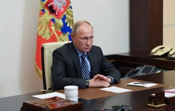 Tổng thống Putin ký sắc lệnh trả đũa các quốc gia đối đầu