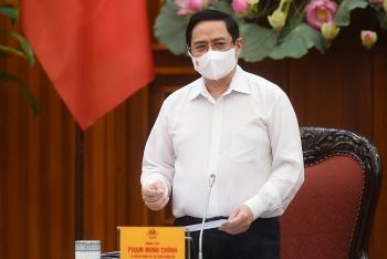 Thủ tướng yêu cầu thực hiện nghiêm các quy định phòng chống dịch, vì sức khỏe mỗi người, vì lợi ích quốc gia