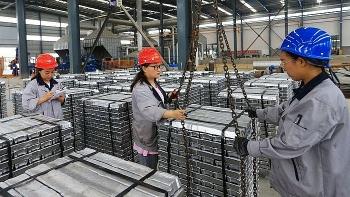 Tăng thuế chống bán phá giá với nhôm Trung Quốc