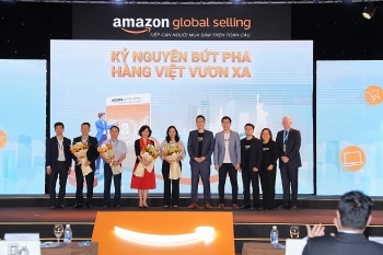 Chắp cánh giúp hàng Việt vươn mình thế giới