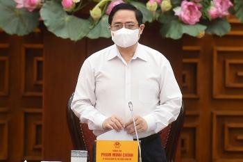 Thủ tướng Chính phủ chủ trì họp khẩn sau khi thêm 4 ca mắc COVID-19