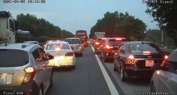Nhiều vụ va chạm giao thông xảy ra trong ngày đầu kỳ nghỉ lễ