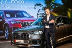 Audi giới thiệu trực tuyến 3 mẫu Audi A4-Q3-Q7 mới tại Việt Nam