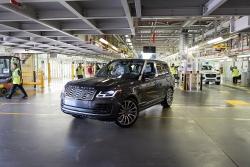 Jaguar Land Rover sản xuất xe trở lại
