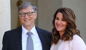Tỷ phú Bill Gates và vợ ly hôn sau 27 năm gắn bó