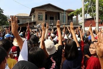 Nhóm phản đối chính quyền Myanmar bị xem là khủng bố