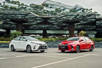 Toyota Vios khẳng định vị thế 'ông hoàng' doanh số