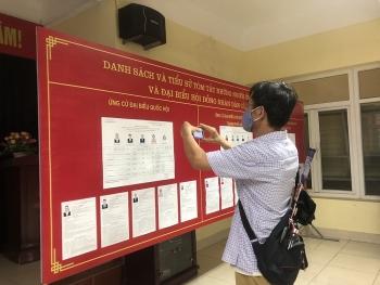 Hà Nội đã sẵn sàng cho bầu cử trong điều kiện dịch bệnh Covid-19