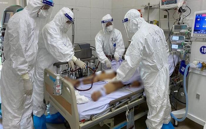 Đã có 41 bệnh nhân COVID-19 tiên lượng nặng