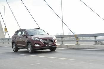 Hyundai Thành Công triệu hồi xe Tucson tại Việt Nam