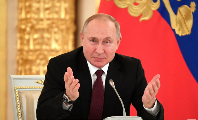 Bài phát biểu 'kỳ lạ' của ông Putin trong Ngày lễ Chiến thắng