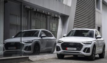 Audi Q5 được yêu thích hơn nhờ diện mạo mới