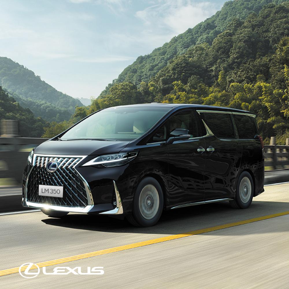Lexus LM 350 ra mắt khách hàng Việt, giá cao nhất 8,2 tỷ đồng
