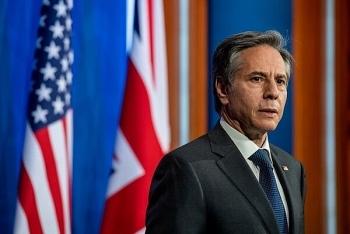 Ngoại trưởng Mỹ điện đàm với Tổng thống Palestine để 'hạ nhiệt' tình hình tại Gaza