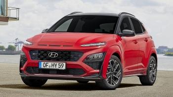 Hyundai Kona N Line sắp ra mắt có gì mới?