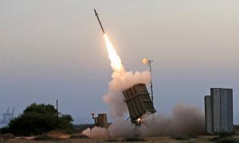 Vòm Sắt Israel bắn nhầm máy bay đồng đội ở Gaza