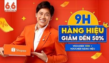 Shopee gỡ quảng cáo có hình ảnh Hoài Linh